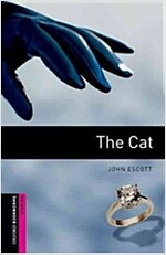 Oxford Bookworms Library: Starter Level:: The Cat audio CD pack (Paperback)
