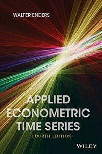 Applied Econometric Time Series (Paperback, 4, Revised)