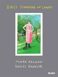 Girls Standing on the Lawn (Hardcover)