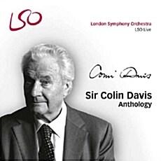 [수입] 콜린 데이비스 앤솔로지 [8SACD+4CD+1DVD] [한정반]