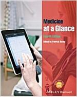 Medicine at a Glance (Paperback, 4, Revised)
