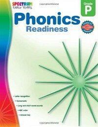 Phonics Readiness, Grade Pk (Paperback)
