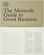 The Monocle Guide to Good Business (Hardcover)
