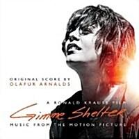 [수입] Olafur Arnalds - Gimme Shelter (김미 쉘터) (Soundtrack)