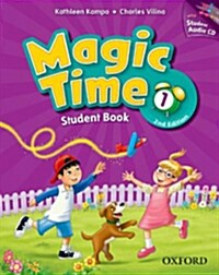 Magic Time: Level 1: Student Book and Audio CD Pack (Package, 2 Revised edition)