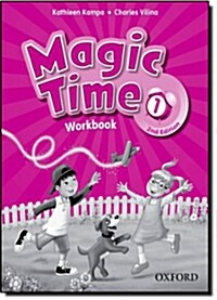 Magic Time: Level 1: Workbook (Paperback, 2 Revised edition)