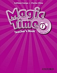 Magic Time: Level 1: Teachers Book (Paperback, 2 Revised edition)