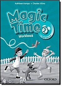 Magic Time: Level 2: Workbook (Paperback, 2 Revised edition)