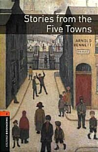 Oxford Bookworms Library: Level 2:: Stories from the Five Towns Audio CD Pack (Package)