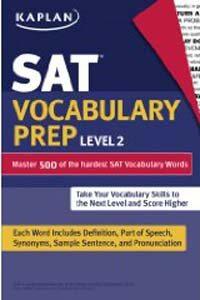 Kaplan SAT Vocabulary Prep Level 2 (Paperback, Original)