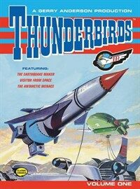 Thunderbirds Comic (Paperback)
