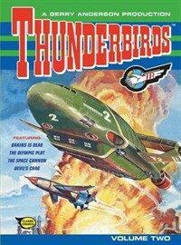 Thunderbirds: Comic Volume Two (Paperback)
