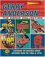 Gerry Anderson the Comic Collection (Hardcover)