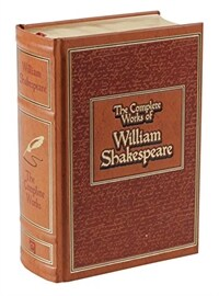 The Complete Works of William Shakespeare (Leather)