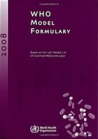 WHO Model Formulary (Paperback, 2008)