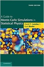 A Guide to Monte Carlo Simulations in Statistical Physics (Hardcover, 3)