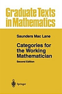 Categories for the Working Mathematician (Paperback, 2, 1978. Softcover)