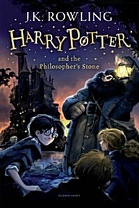 Harry Potter and the Philosophers Stone (Paperback)