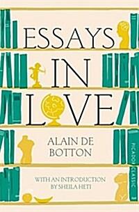 Essays In Love (Paperback)