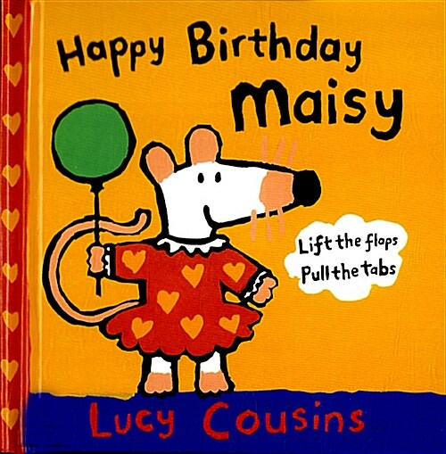 Happy Birthday Maisy (Hardcover, Flap Book)