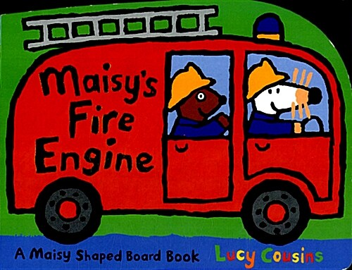 Maisys Fire Engine (Board Book)