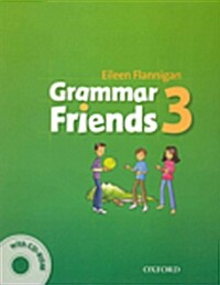 [중고] Grammar Friends 3: Students Book with CD-ROM Pack (Package)