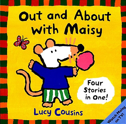 Out and About with Maisy (Paperback)