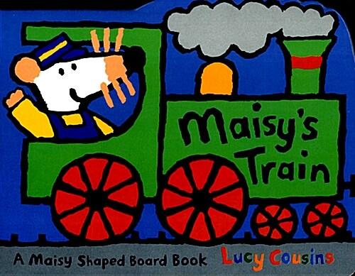 Maisys Train (Board Book)
