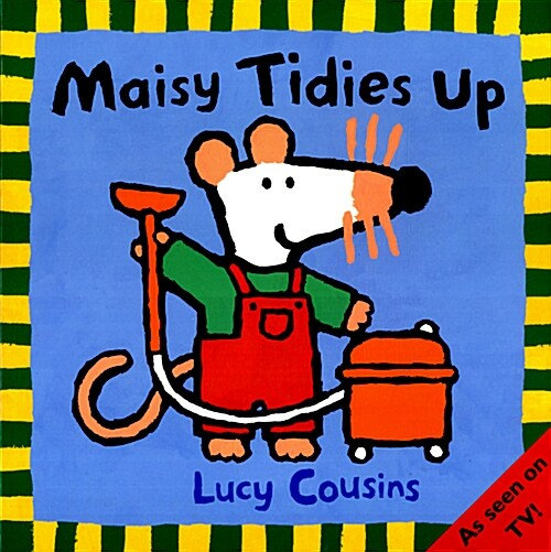 Maisy Tidies Up (Paperback)