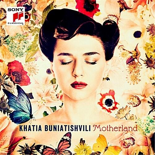 카티아 부니아티쉬빌리 - Motherland: 피아노 소품집