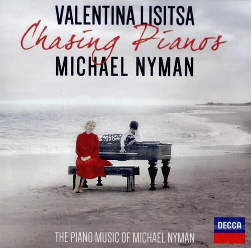[수입] 발렌티나 리시차 - 체이싱 피아노 : 마이클 니만의 피아노 음악