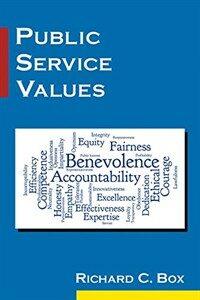 Public service values
