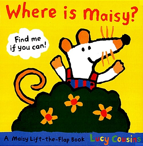 Where is Maisy? (Hardcover)