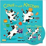 노부영 마더구스 세이펜 Cows in the Kitchen (Paperback + CD)