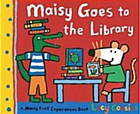 Maisy Goes to the Library (Paperback, New ed)