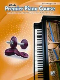 Premier Piano Course Technique 1B (Paperback)