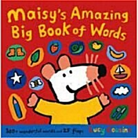 Maisys Amazing Big Book of Words (Hardcover)
