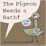 The Pigeon Needs a Bath (Paperback)