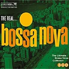 [수입] The Real… Bossa Nova [3CD]