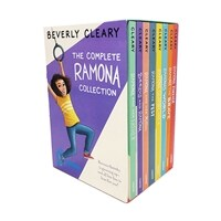 The Complete 8-Book Ramona Collection (Paperback 8권)