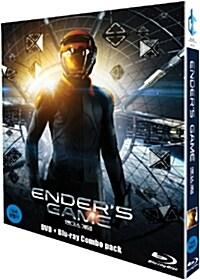 [블루레이] 엔더스 게임 : 한정판 콤보팩 (2disc: BD+DVD)