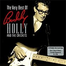 [수입] The Very Best Of Buddy Holly And The Crickets [Remastered][3CD Digipak]
