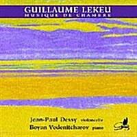 [수입] Jean-Paul Dessy - 기욤 르쾨 : 첼로 소나타, 피아노를 위한 세 개의 소품 (Guillaume Lekeu : Cello Sonata, 3 Piano Pieces)