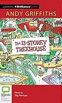The 13-Storey Treehouse (Audio CD)