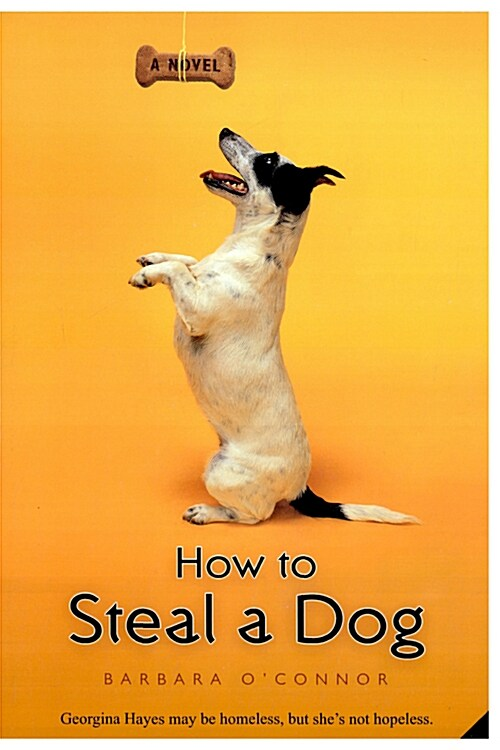 [중고] How to Steal a Dog (Paperback, 미국판)