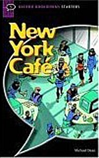 Oxford Bookworms Starters : New York Cafe (Tape Only)