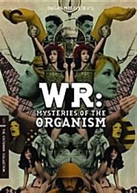 [수입] WR: Mysteries of the Organism (WR 유기체의 신비) (1971)(지역코드1)(한글무자막)(DVD)