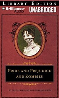 Pride and Prejudice and Zombies (MP3 CD, Library)