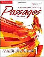 Passages Level 1 Student's Book (Paperback, 3 Revised edition)