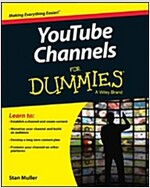 Youtube Channels for Dummies (Paperback)